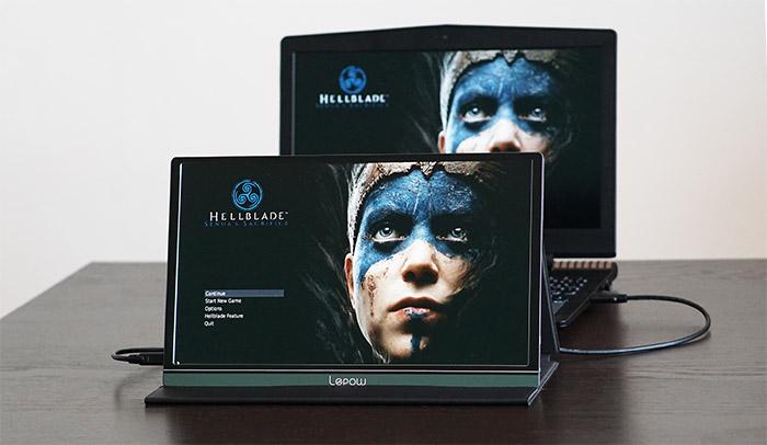 lepow-monitor-portatile-dual