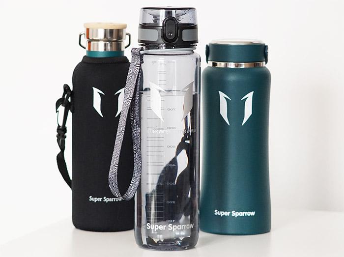 super-sparrow-bottiglia-tritano
